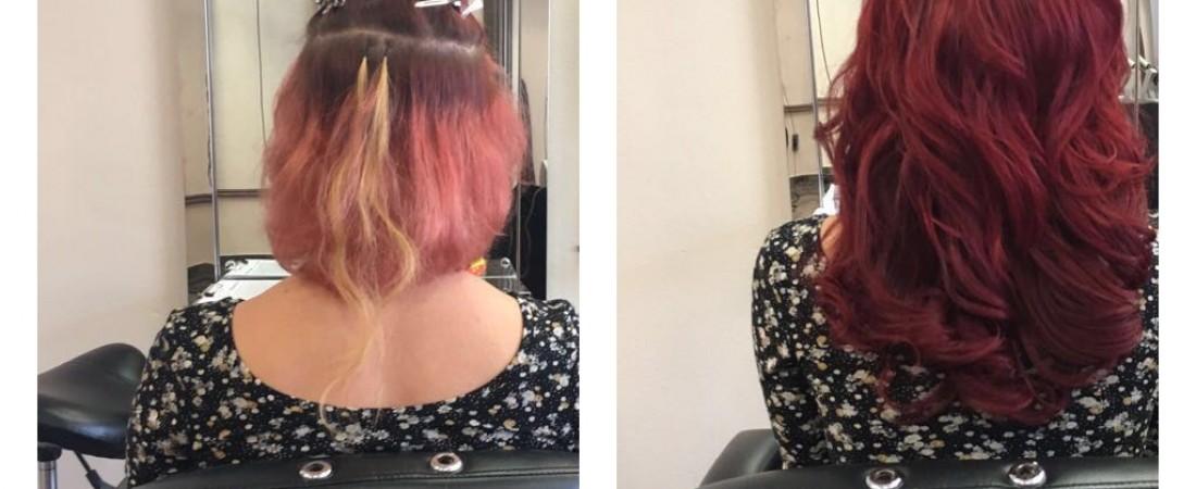 Haarverlangerung hulsentechnik erfahrung