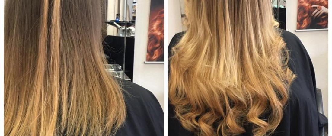 Welche Methode ist die beste für Haarverlängerungen?